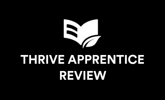 Thrive Apprentice Review