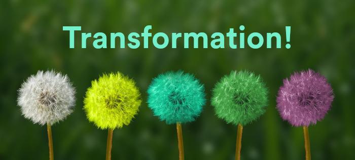 create transformation